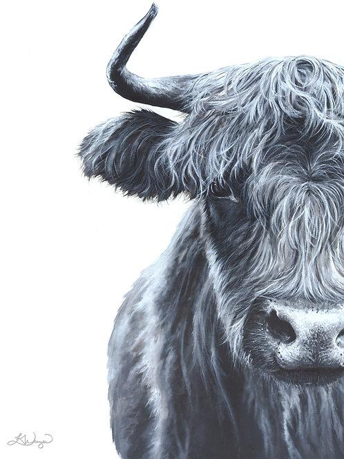"""Highlander"" Fine Art Print"