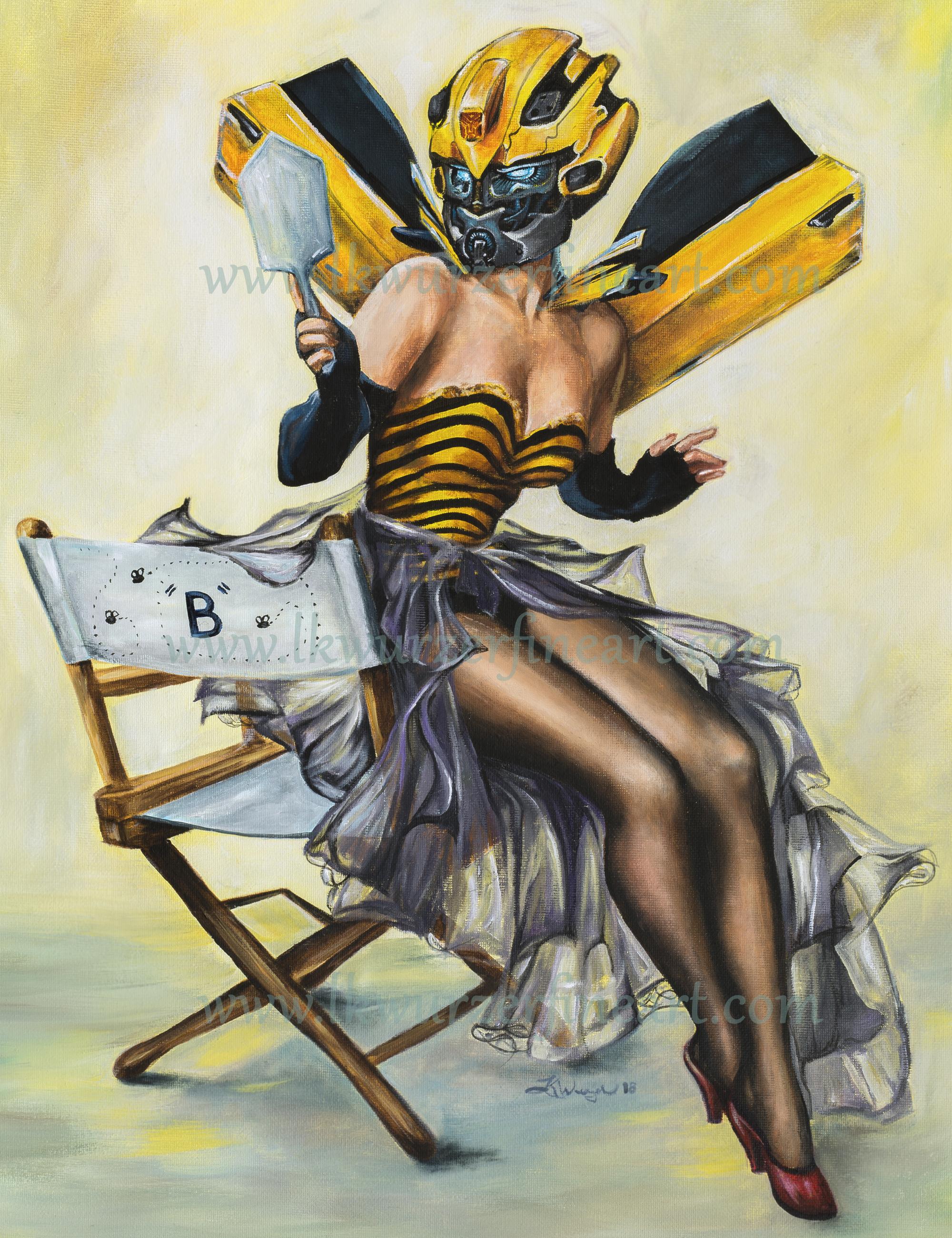 """""""Bee Mine"""" (2018)"""
