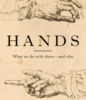 Book Review: Hands: What we do with them - and why