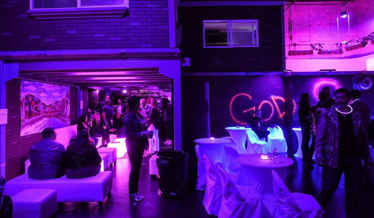 Prince-themed event