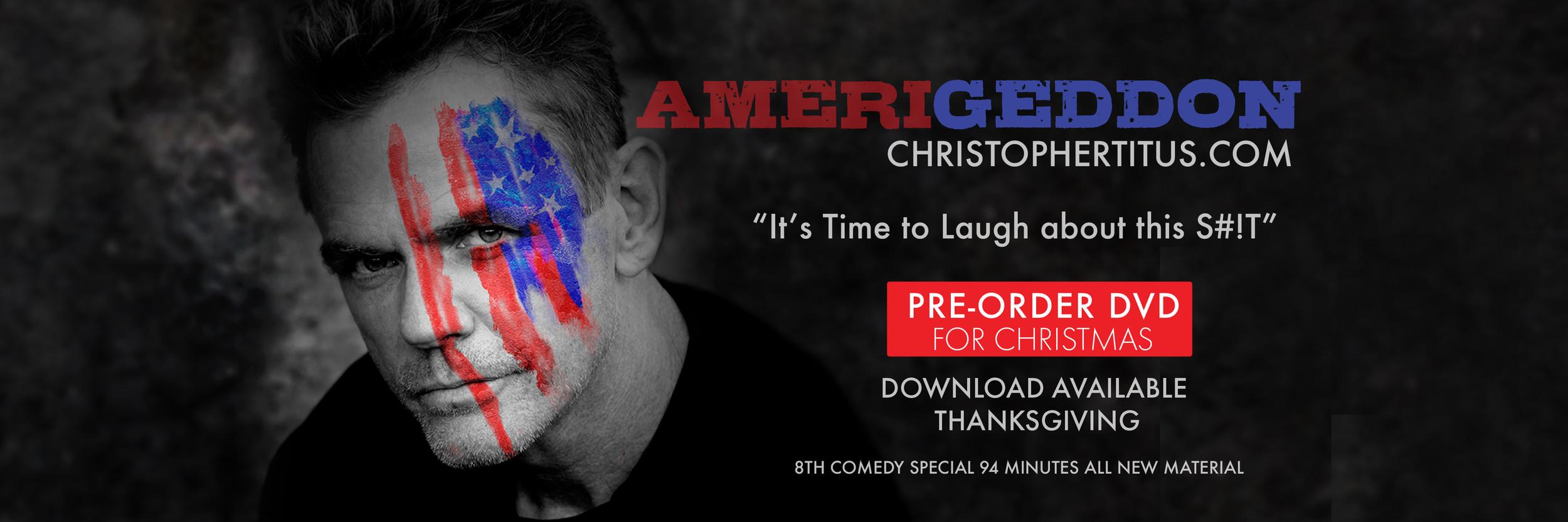 Christopher Titus | Comedian