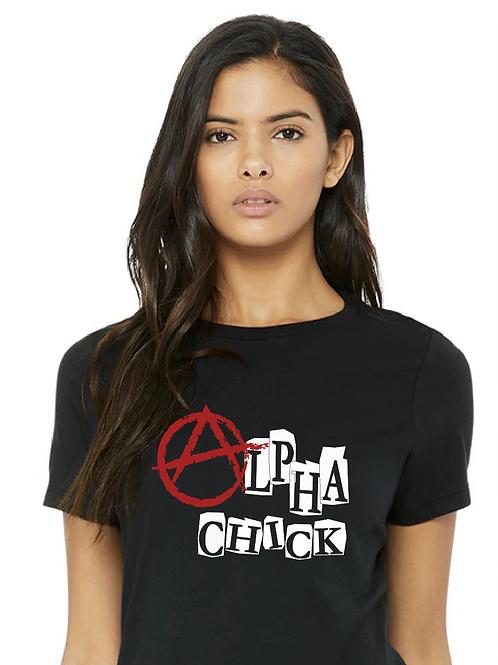 """Alpha Chick """"Punk"""" Shirt"""