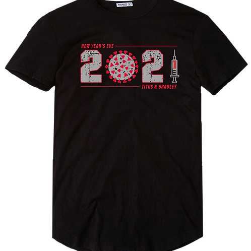 Christopher Titus 2021 Vaccine Shirt