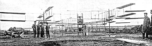 Gyroplane BREGUET-RICHET.