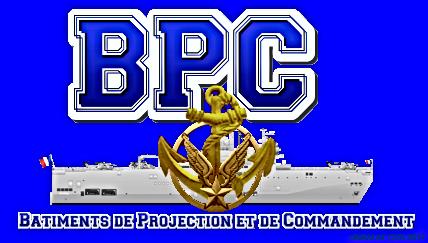 BPC les navires de l'ALAT.