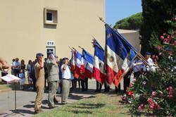 Honneurs aux drapeaux