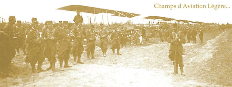 Cahier de guerre aviation 1914/1918