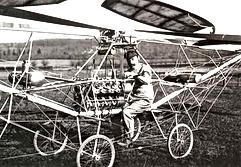 Décembre 1907 Paul Cornu