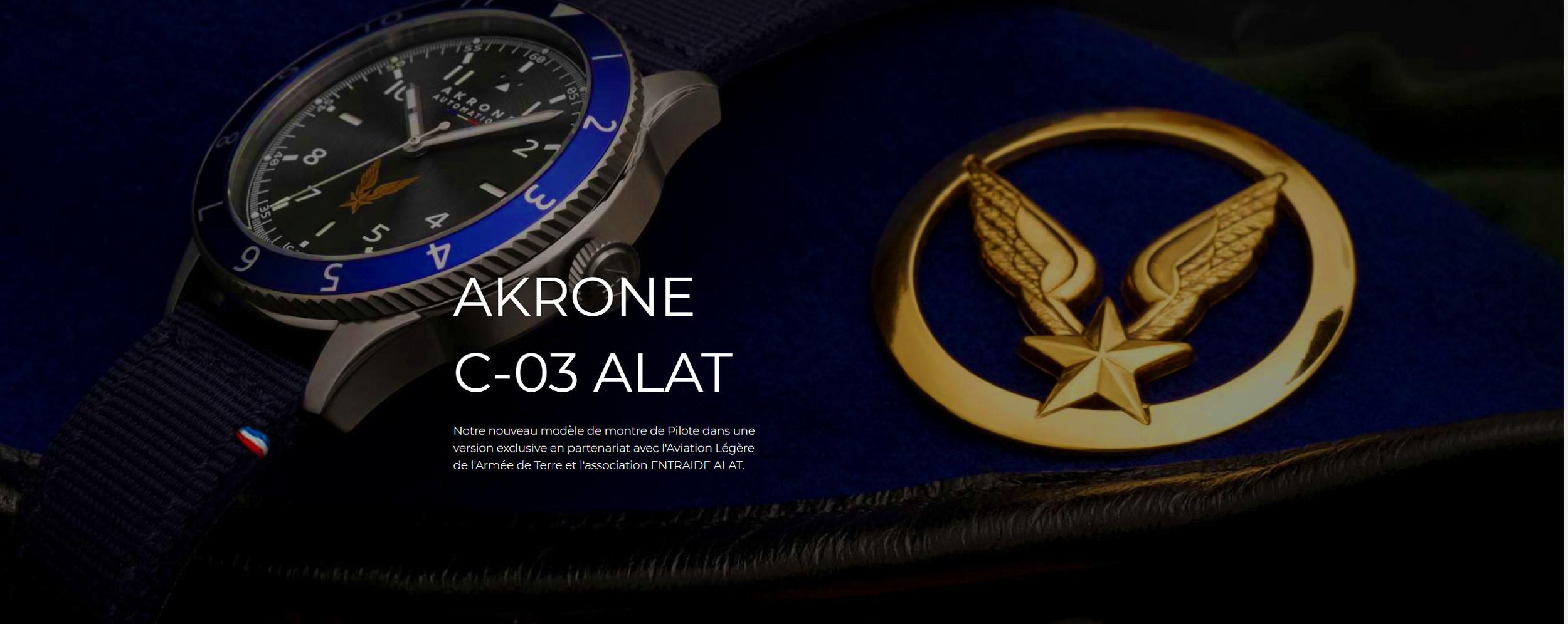 AKRONE C-03 ALAT