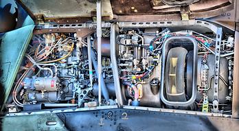 Groupe propulsion MTR 390E