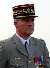 Général Olvier Gourlez de la Motte