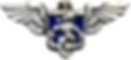 1er et 21 ème GAOA, Indochine, insigne