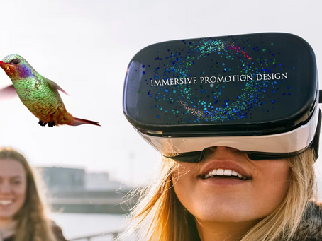 Promoting Immersive Experiences: Why, How and What?