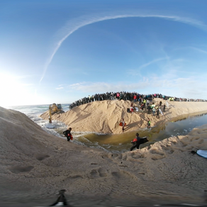 Nazaré and Immersive Media: New Approaches to Cultural Heritage through Mixing Old and New Media