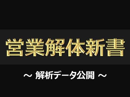 日本の営業をアップデートせよ。