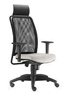 Poltrona com apoio para a nuca, Poltronas em Tela, Cadeiras giratórias, Cadeiras em Tela, Herman Miller, Charles eames