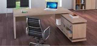 Mesa; Escritório; Motiva; Tocco Móveis; Executive Desk