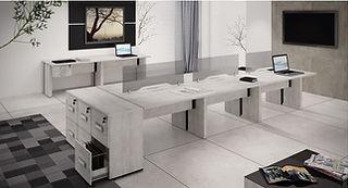 ambientes corporativos, profissionais liberais e Home Office