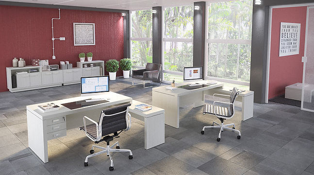 Mesas para escritorio, Cadeiras para Escritórios