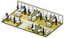 Projetetistas de Móveis para Escritórios, Arquitetos de Móveis para Escritórios, Mobiliários Corporativos, Móveis par Home Officer, Arquitetos Famosos, Móveis Tocco, Móveis Riccó