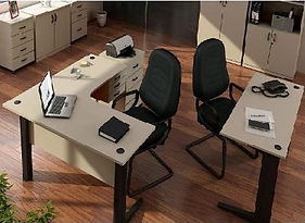 Mesa Milano; Mesa com pé em ferro; Mesa para escritório; Mesa em L; Mesa Delta; Mesa Corner; Mesa para escritório; Home Officer
