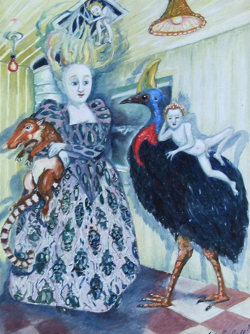 Ludmilla BALFOUR (f. 1952)