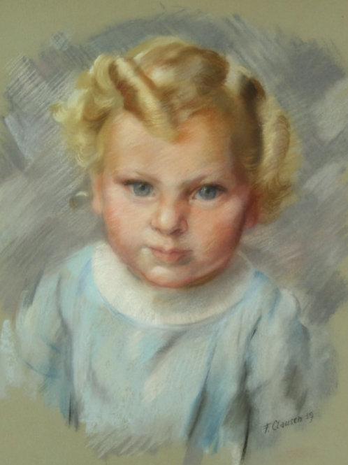 Franciska CLAUSEN (1899-1986 Aabenraa)