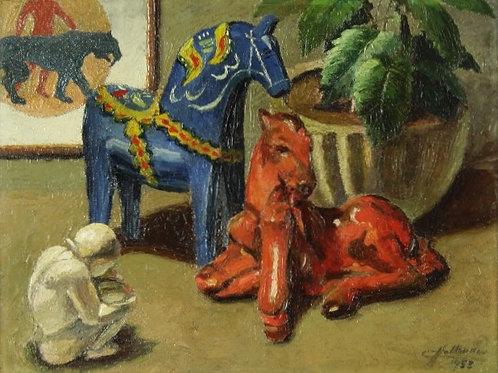 Svensk kunstner 1953