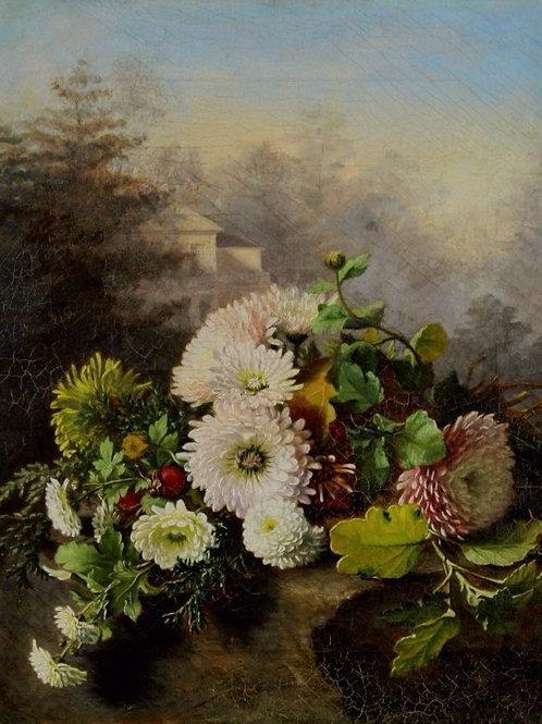 Ubekendt dansk kunstner (1800-tallet)