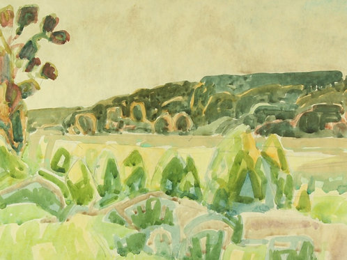 Harald W. LAUESEN (1913/Biebrich, DE - 1989/Bodum, Aabenraa)