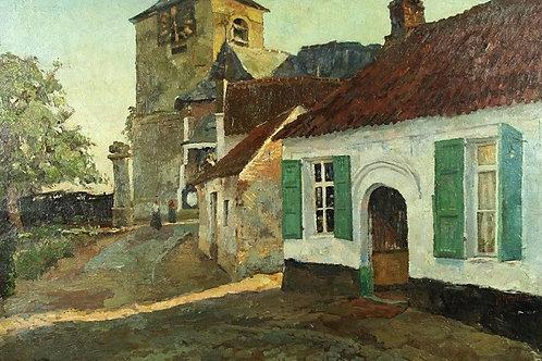 Jules MERCKAERT (Belgien 1872-1924 )