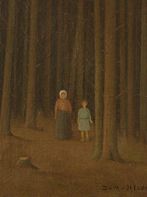 Jeppe MADSEN OHLSEN 1891/Christiansfeld 1948/Sejs