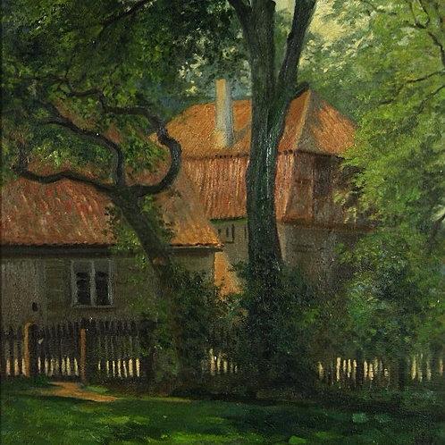 Nicolaus LÜTZHØFT (1864/Lendemark - 1928/København)
