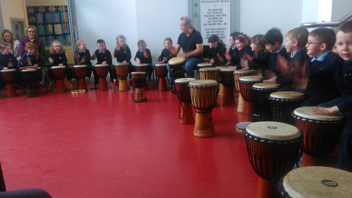 Our Drumming Show