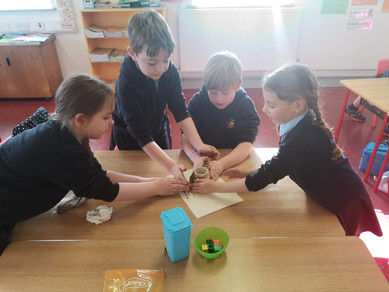 Experiments for Science Week 2020