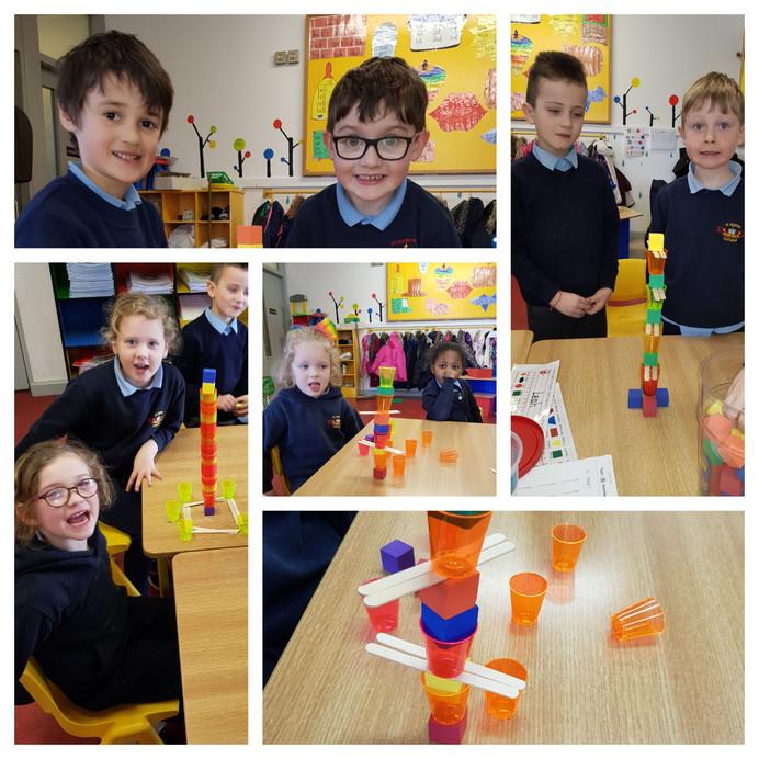 Maths Station Teaching Challenge