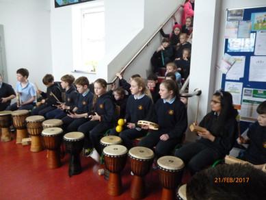 Drumming Showcase