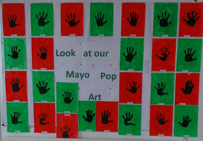 Mayo Pop Art