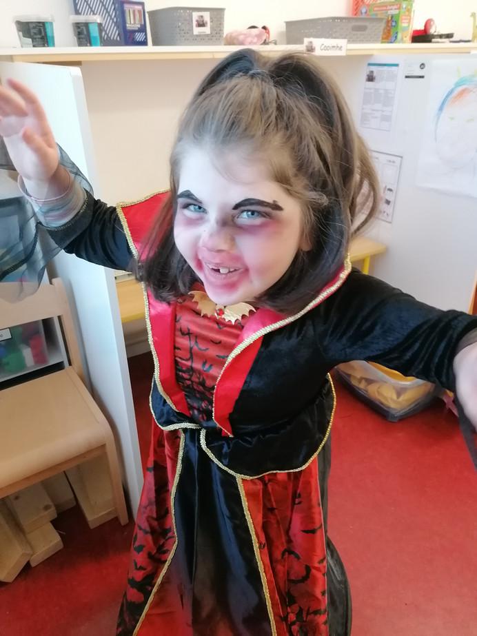 Boo-rilliant fun at Hallowe'en!