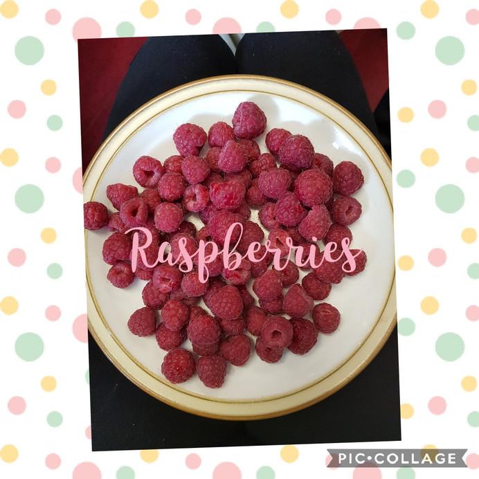 Try it Tuesdays - Raspberries