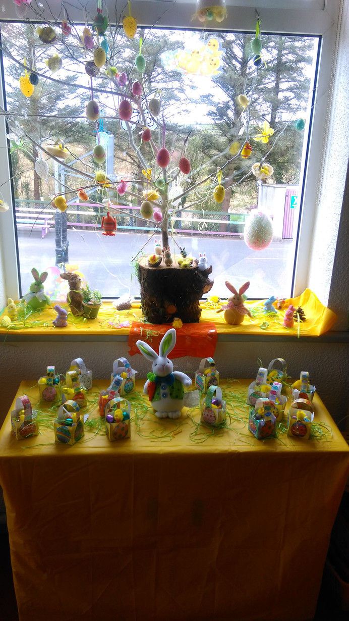 Easter Bunny Excitement!