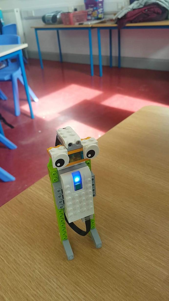 Robotics in Derrywash