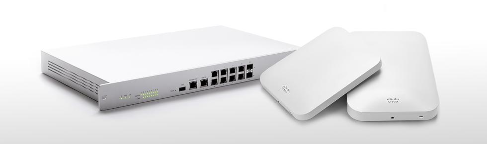Layer3 Networks London Cisco Meraki Partner