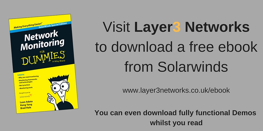 Layer3 Networks Solarwinds Partners