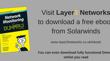 Free Network Monitoring for Dummies Ebook