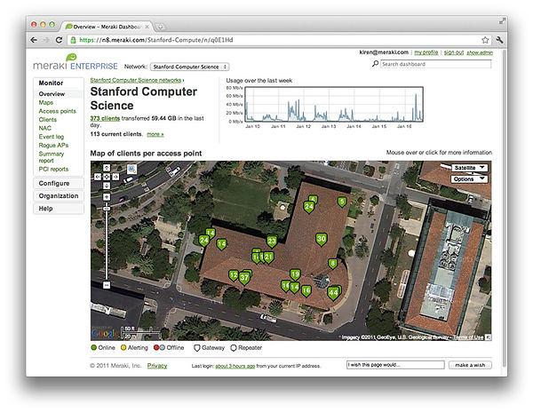 Layer3 networks Cisco Meraki Dashboard
