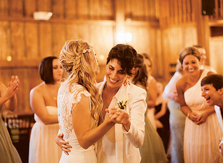 CHOREOGRAPHED FIRST DANCES FOR SAME SEX COUPLES