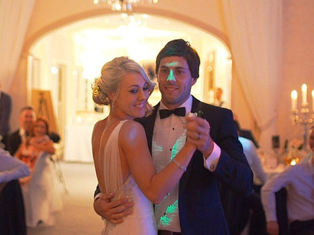FIRST DANCE: NOT JUST FOR SLOW DANCING TO SAPPY SONGS!