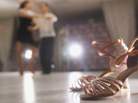 Sharpen Your Ballroom Dancing Skills with The Best Ballroom Dance Lessons