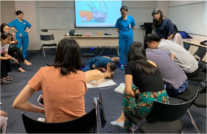 2019 Internship Report - LO Ying Ching, Lita